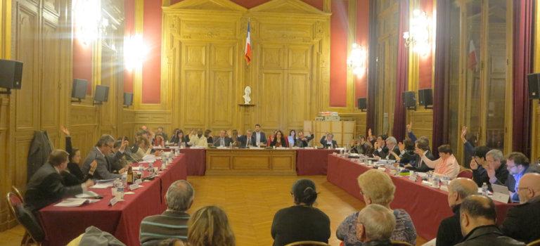 Conseil municipal au Kremlin-Bicêtre