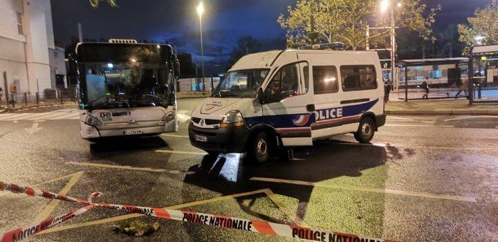 Une vieille dame meurt percutée par un bus au RER de Boissy-Saint-Léger