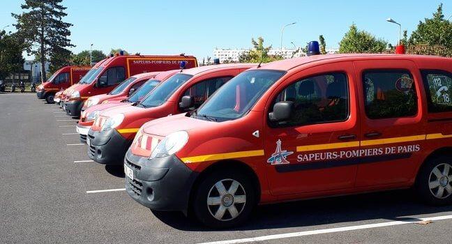 Suractivité, départs massifs, doublons avec le SAMU : la Cour des comptes met en garde les pompiers de Paris