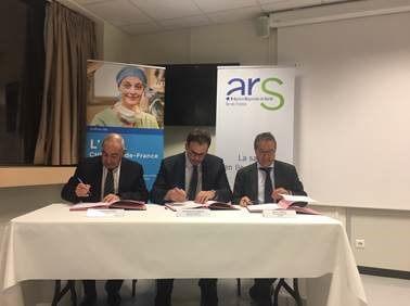 Grand Paris: l'AP-HP s'engage sur le zéro brancard aux urgences