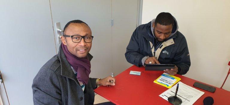 Val-de-Marne: déjà plus de 700 signatures pour le truck des pétitions ADP
