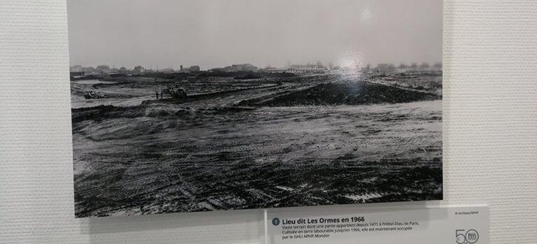 Créteil: les 50 ans de l'hôpital Henri Mondor en images