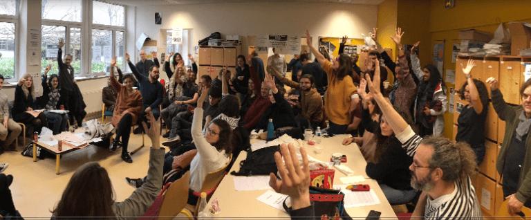 Grève dans l'éducation: le mouvement se poursuit en Val-de-Marne