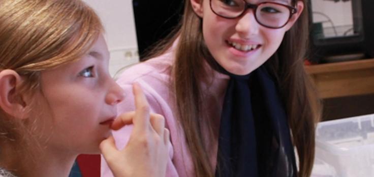 Atelier Fais ton cinéma à l'Exploradôme à Vitry-sur-Seine