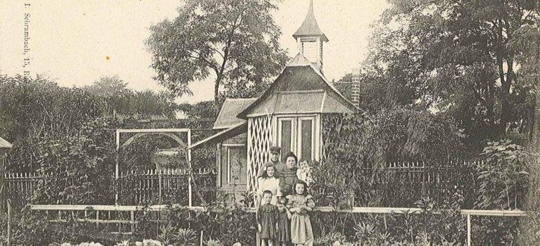 Conférence à Fresnes: Les jardins familiaux, 120 ans d'une histoire toujours d'actualité