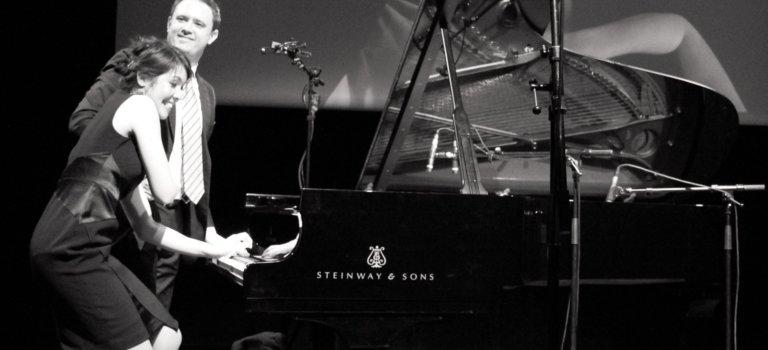 Stephanie Trick et Paolo Alderighi: concert à Ivry-sur-Seine