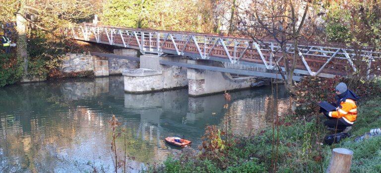 Les poissons migrateurs pourront bientôt franchir le barrage de Créteil