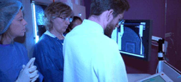 Villejuif: première mondiale à Gustave Roussy dans le diagnostic du cancer du sein
