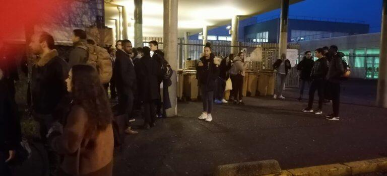 Mobilisation en Val-de-Marne: une semaine «décisive» selon les syndicats