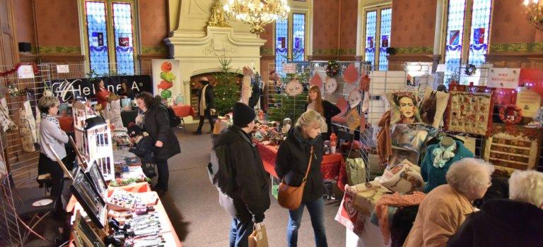 Marché de Noël au Perreux-sur-Marne