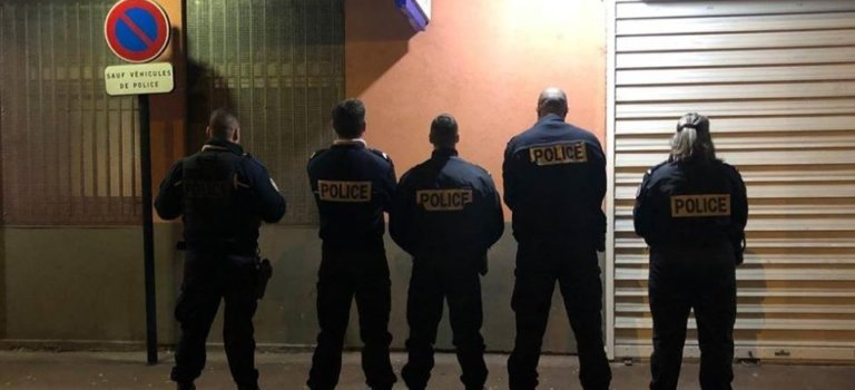 Val-de-Marne: les policiers rejoignent le mouvement social