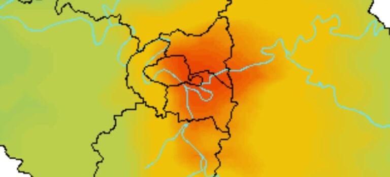 Episode de pollution aux particules fines prévu ce jeudi 5 décembre