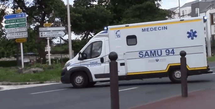 Coronavirus en Val-de-Marne: le Samu 94 tient le choc, jusqu'ici