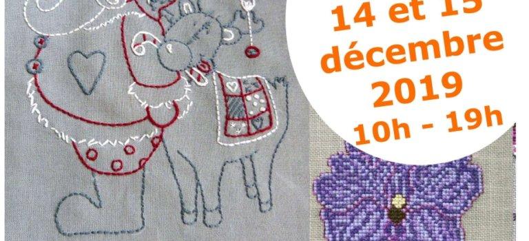 Noël caritatif dans les serres  Vacherot Lecoufle à Boissy-Saint-Léger