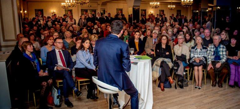 Municipales à Bry-sur-Marne : présentation du programme de Charles Aslangul
