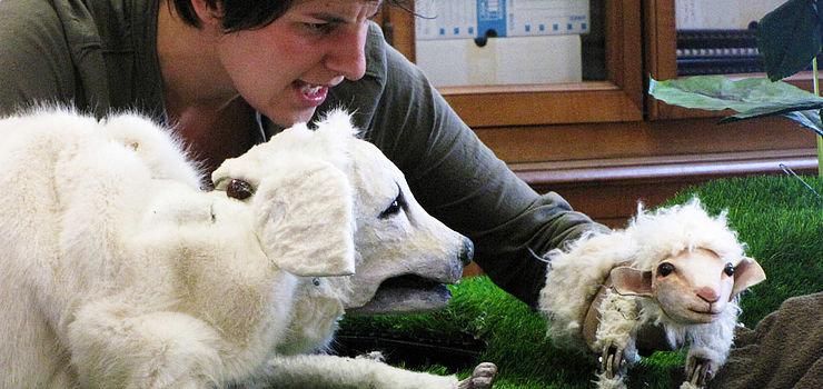 Visite-spectacle à l'Exploradôme de Vitry-sur-Seine: L'agneau a menti