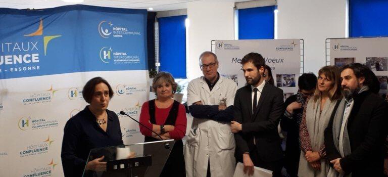 L'hôpital intercommunal de Villeneuve-Saint-Georges se refait une santé
