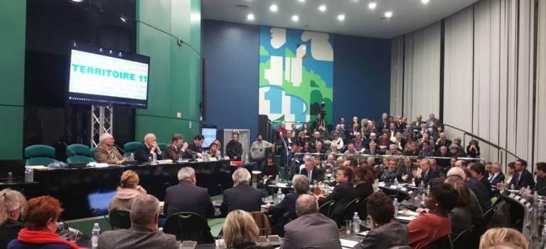 Conseil territorial Grand Paris Sud Est Avenir