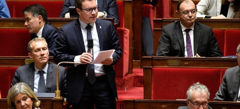 Guillaume Gouffier-Cha, super rapporteur général de la réforme des retraites