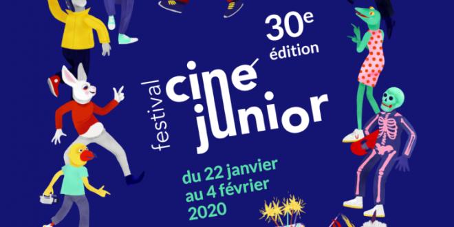 Festival Ciné Junior du 22 janvier au 4 février