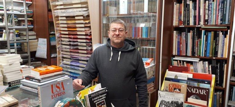 La librairie Brossard va déménager de Choisy-le-Roi à Thiais