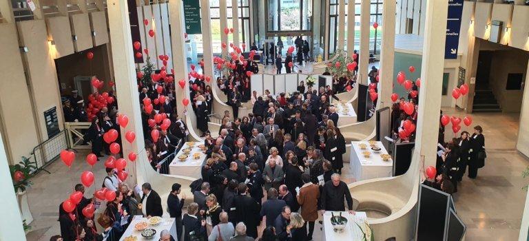 Retraites: les avocats du Val-de-Marne maintiennent la grève illimitée