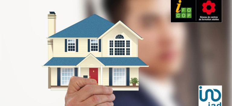 Choisy-le-Roi: présentation des métiers de l'immobilier à la Cité des métiers