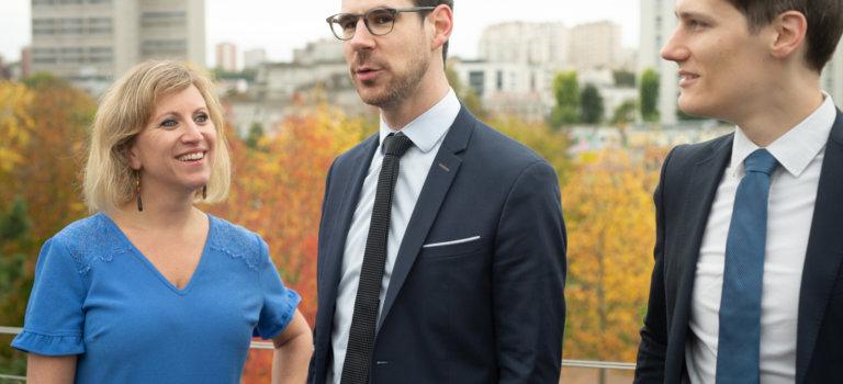 Municipales à Ivry-sur-Seine: voeux 2020 de Sébastien Bouillaud