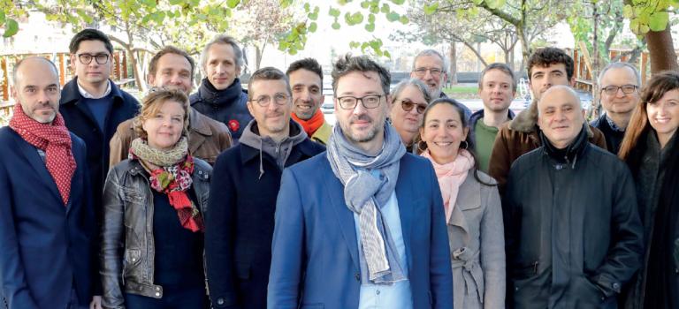 Municipales à Vincennes : réunion de Vincennes Respire
