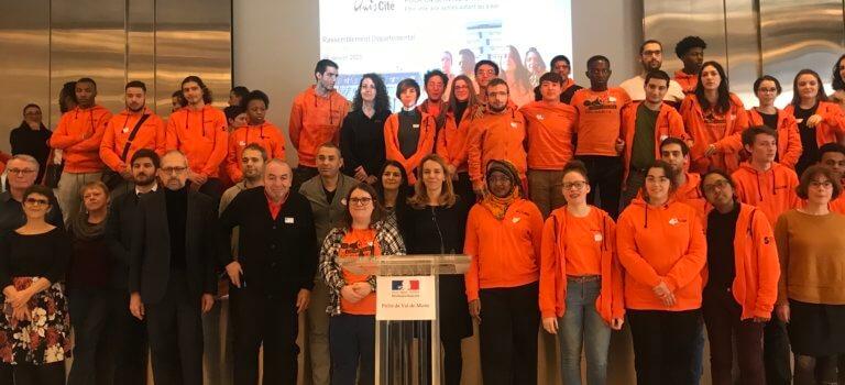 Pionnier du service civique, Unis-Cité lance sa promo 2020 en Val-de-Marne