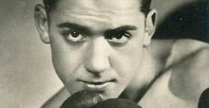 Hommage au champion du monde de boxe Victor Young Perez