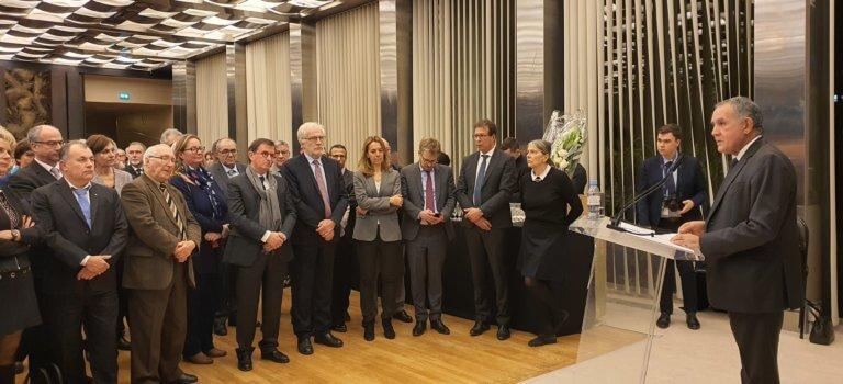 Voeux 2020: le préfet du Val-de-Marne priorise la transition écologique