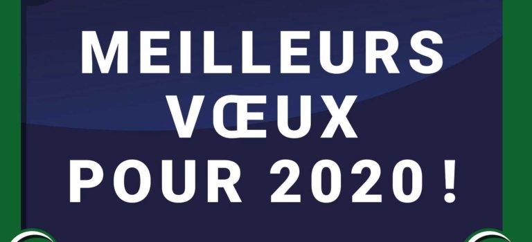 Cérémonie des voeux 2020 de la ville de Villejuif