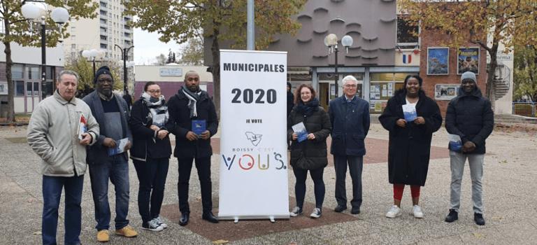 Municipales 2020 à Boissy-Saint-Léger: la liste de Fabrice Ngaliema
