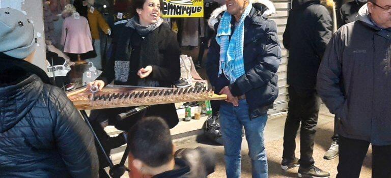 Ivry-sur-Seine: l'association De la rue à la scène craint de se retrouver dehors