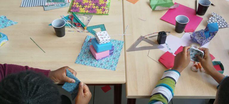 Au collège Jules Ferry de Maisons-Alfort: l'opération école ouverte a ses fidèles