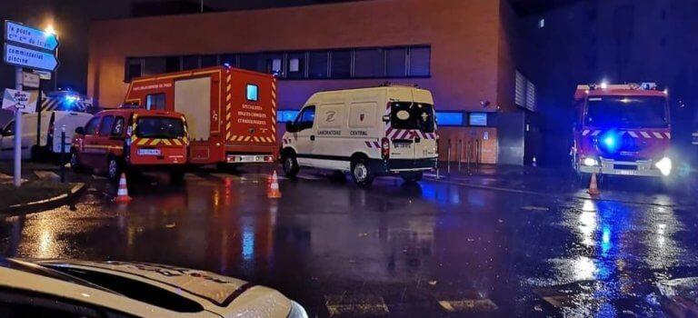 Le commissariat de Boissy-Saint-Léger à nouveau la cible de jets de bouteilles d'acide