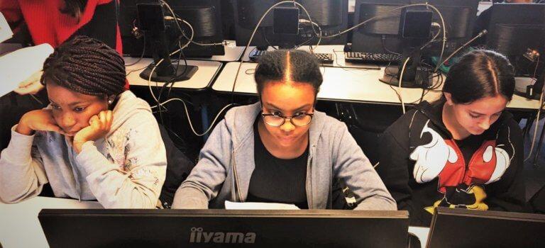 Au Kremlin-Bicêtre, l'Epita incite les filles à coder