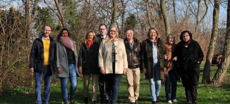 Municipales 2020 à Arcueil: liste de Clotilde Galhie – Louise