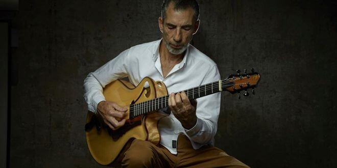 Concert Angelo Debarre trio en concert à Arcueil