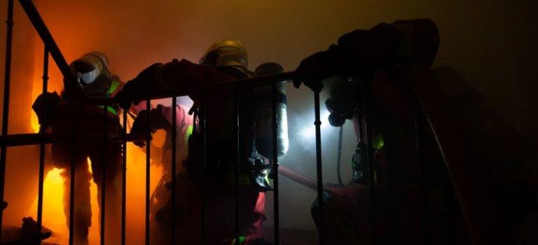 Incendie à Ivry-sur-Seine : 3 blessés légers et 20 relogés
