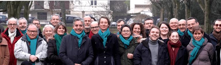 Municipales 2020 à Saint-Maur-des-Fossés: la liste de Céline Vercelloni