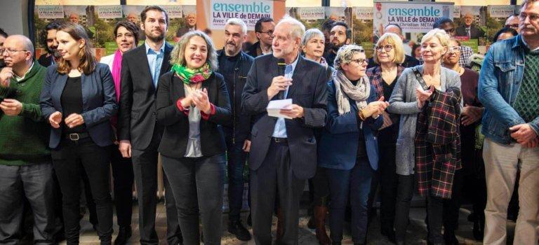 Municipales 2020 à Arcueil: la liste de Christian Métairie