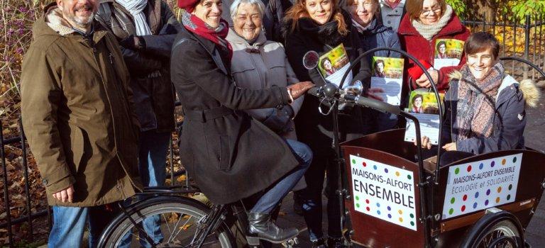 Municipales: réunion publique du Collectif Maisons-Alfort Ensemble