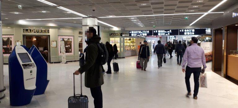L'aéroport d'Orly à nouveau en piste le 26 juin, avec détecteurs de fièvre