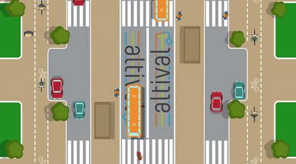 La voie de bus Altival obtient sa déclaration d'utilité publique