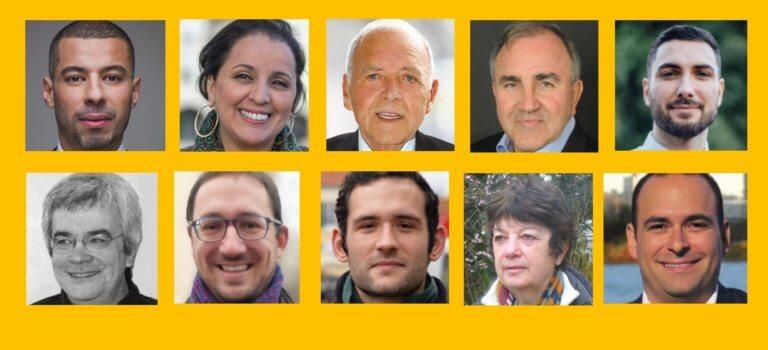 Municipales 2020 à Créteil: le fief PS défié de toutes parts