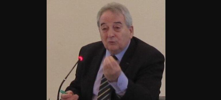 Décès du coronavirus de Daniel Davisse, ancien maire de Choisy-le-Roi