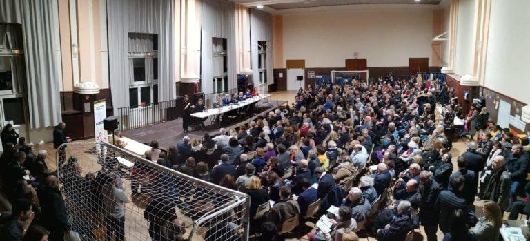 Municipales à Nogent-sur-Marne: la vidéo du débat entre les candidats