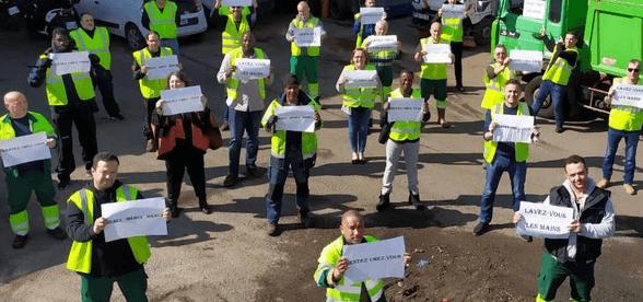 Val-de-Marne: le confinement vu de nos poubelles